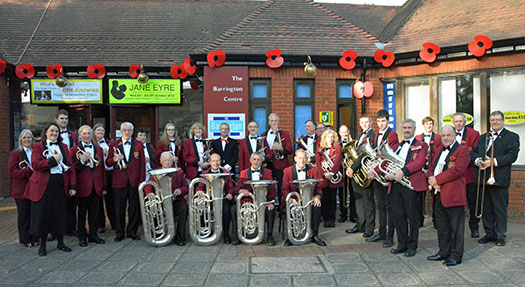 Ringwood & Burley Band